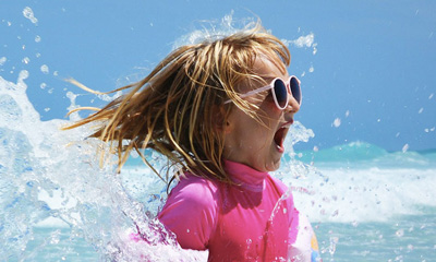 ilustracja do artykułu Chroń oczy swojego dziecka! Okulary przeciwsłoneczne dla najmłodszych.